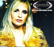NOUKY - When the rain begins to fall 4TR CDM 2003 incl. VIDEO / EURODANCE