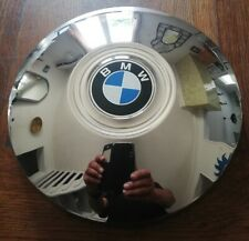 BMW enjoliveur x1 chrome acier inox 100% original radkappe old classic 24cm diam