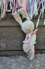Sewing Kit Vintage Rabbit 8 Inch Incl. Ready made Clothes