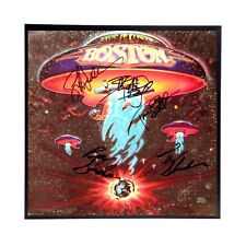 Boston Autographed Album reprints, just message me the one you want.