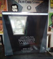 2009 SDCC Star Wars Ralph Mcquarrie Mandalorian Boba Fett Prototype Concept