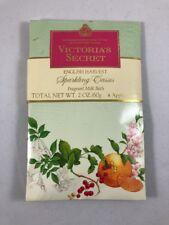Victoria's Secret English Harvest Sparkling Cassis Milk Bath 2 pack rare NEW
