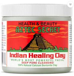 Aztec Secret Indian Healing Clay Deep Pore Cleansing Facial Mask  (453 g)