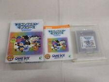 Nintendo Gameboy color Dragon Quest Monsters DQM Japan jeu game japon
