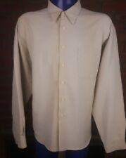 Bugatchi Uomo Men's Long Sleeve Dress Shirt. (XXL)