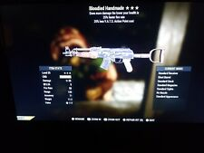 MY TIME FOR 3* Bloodied Faster Fire Rate Handmade 25% Less VATs *LEVEL 25* Xbox