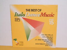 DOPPEL - LP - THE BEST OF ITALO DANCE MUSIC VOL. 15