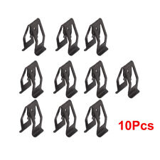 10x Front Interior Console Dash Dashboard Trim Metal Retainer Clip For Most Car