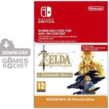 Legend of Zelda: Breath of the Wild Expansion Season Pass - Switch eShop Code