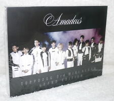 ToppDogg Topp Dogg Mini Album Vol.3 AmadeuS Taiwan Ltd 2-Cd (Dogg's Out Arario)