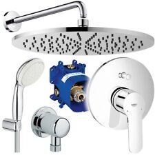 Grohe & Ideal Standard Unterputz Duschsystem, Kopfbrause, Eurostyle Cosmopolitan