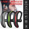 Wireless Bluetooth Headset Stereo Headphones Earphone Sports Handsfree Universal