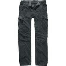 Brandit Uomo Cotone Pesante Combattimento Pantaloni Sicurezza Lavoro Cargo Pants