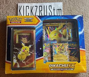 Pokémon TCG: XY Evolutions Pikachu EX Challenge Box - FACTORY SEALED