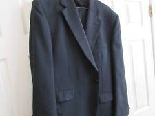 Men's Tuxedo , Vintage , Two Piece  , Botany 500 , Black/Black