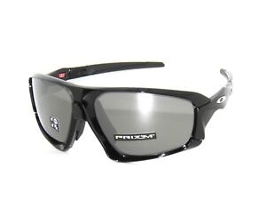 Oakley Field Jacket  9402-08 Polished  Black Prizm Black Polarized Sunglasses