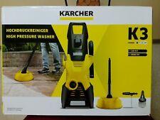 Kärcher Hochdruckreiniger K3 Car & Home incl. Flächenreiniger Neu !!