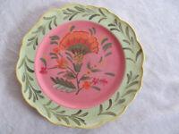 222 Fifth - PTS Internat'l - Springtale - Round Salad Plate