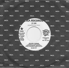 GOLDEN EARRING  Ce Soir  rare promo 45 from 1975
