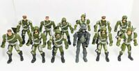 LOT OF 12 Lanard Toy The Corps G.I. Joe 4 Inch Military Action Figures