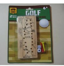 Golf Travel Game - Great Table or Travel Game for Hours of Fun!