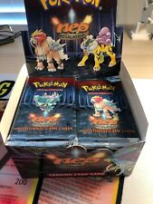 Pokemon Neo Revelation 1st Edition Booster Pack Sealed UNWEIGHED X1 Suicune Art