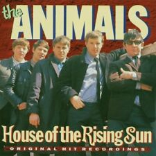 The Animals - House of the Rising Sun - The Animals CD RAVG FREE Shipping