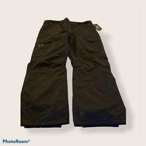 Under Armour  Ski Snow Storm Pants Black MSRP $165 1359931-001  Extra Large XL