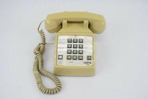 Premier 2500  Desk Telephone Tone Dial Landline Vintage Push Button
