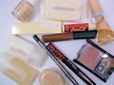 Cosmetic 12 piece mixed lot, lip gloss, blush, polish, lipstick and more!