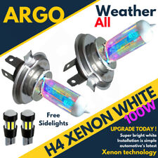 Ford Transit Connect H4 501 Cree Xenón Hid Blanco 100w Bombillas 8500k Led