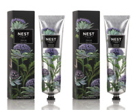 NEST Fragrances Set of 2 Hand Cream in Indigo Full Size 4.5fl oz NEW Boxed Fresh