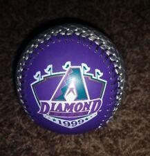 1999 ARIZONA DIAMONDBACKS FOTOBALL MCDONALDS BASEBALL 1998 OPENING DAY LINEUP