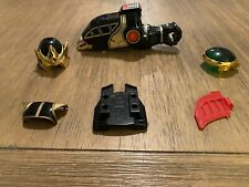 Power Rangers Thunder Megazord Parts Lot