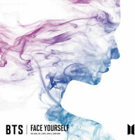 BTS - Face Yourself - New CD Album - Pre Order Released 14/09/2018