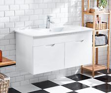 Bathroom Cabinet single basin Ceramic  top bench normal drawers Vanity AR1022