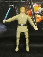 1993  JusToys Star Wars Bend-Ems Luke Skywalker Loose & Complete Figure
