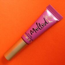 Too Faced Melted Liquified Long Wear Lipstick [MELTED FIG] -5mL travel
