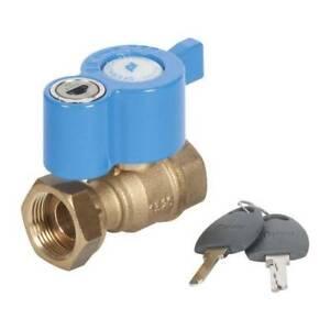 clé sféralocking passe pour robinet sféraco