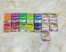 Lot of 15 - Premo Sculpey Oven Bake Clay - NEW - Various Colors - 2 oz Each