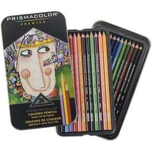 Prismacolor Premier Colored Pencils 24/Pkg   070735035974