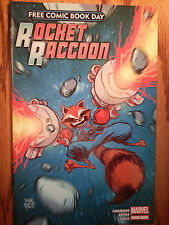 FCBD 2014 Marvel Rocket Raccoon Free Comic Book Day