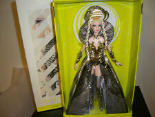 Goddess of the Galaxy Barbie DOll NRFB Gold Label NRFB with Shipper! 2011 (read)