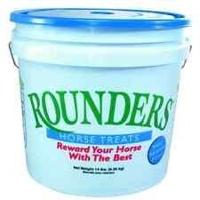 Rounders Molasses 14 Lb Horse Treat