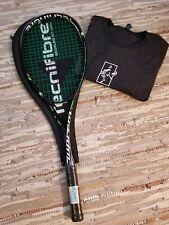 Tecnifibre Blast Supreme Squash Raquet Free T-shirt