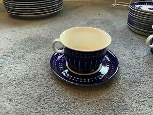 One Arabia Finland Valencia Cup And Saucer Ulla Procope Multiple Available
