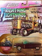 Johnny Lightning Elvira '59 T-Bird Macabre Mobile Series 2  Free Shipping