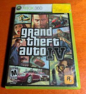 Grand Theft Auto IV GTA Microsoft Xbox 360 Rockstar Games Euphoria Mature