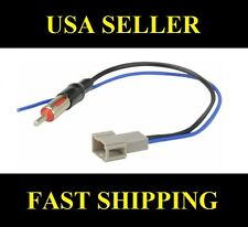 Honda Radio Stereo Car Install Installation Antenna Adapter Plug Cable Connector