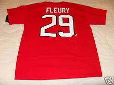 Canada 2010 Olympics Hockey Mark Andre Fleury Shirt XL